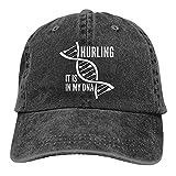 Jopath Hurling It's in My DNA - Berretto da baseball regolabile per adulti