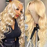 Best Lace Wigs - Mesariel Blonde Lace Front Wigs Human Hair Body Review