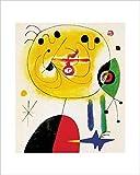 1art1 Joan Miró - Et Fixe Les Cheveaux Poster Kunstdruck