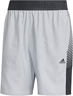 Adidas Activated Tech Contrast Side Panel Sport Shorts for Men