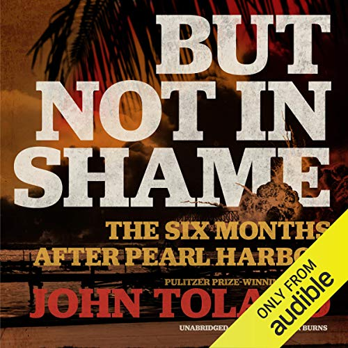 But Not in Shame cover art