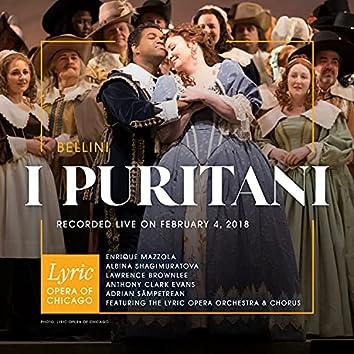 Bellini: I puritani (Live)