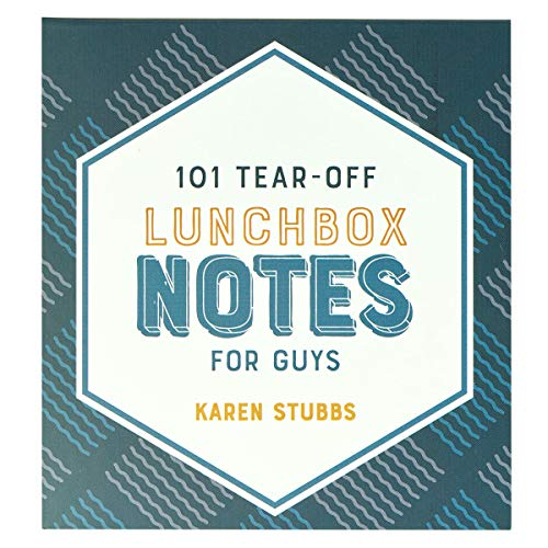 101 Lunch Notes for Guys