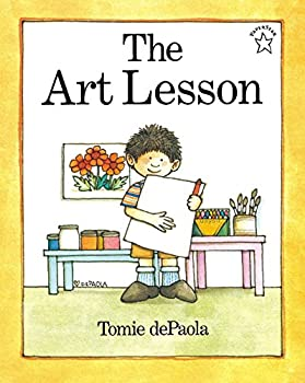 The Art Lesson  Paperstar Book