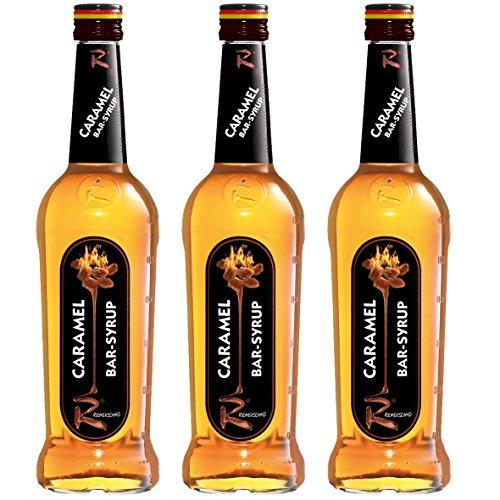 Riemerschmid Sirup Caramel, 0,7L 3er Pack