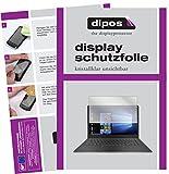 dipos I 2X Schutzfolie klar kompatibel mit Trekstor Primebook P14 Folie Bildschirmschutzfolie