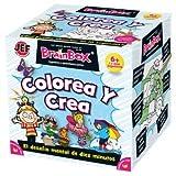 Brain Box Juego Colorea y CREA (31693424A)