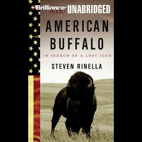 American Buffalo audiobook cover art