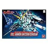 GUNDAM - SD BB 390 RX-0 Full Armor Unicorn Gundam - Model Kit