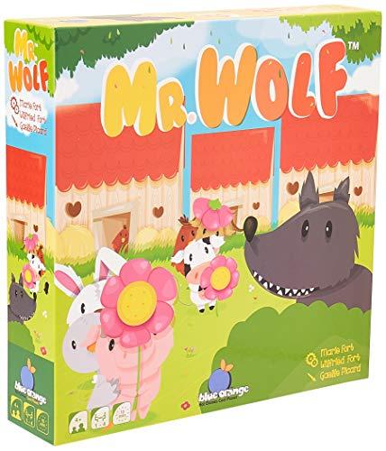 Blue Orange MRWOLF - Juego de Mesa para niños: Amazon.es: Juguetes ...