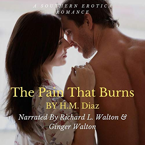 The Pain That Burns audiobook cover art