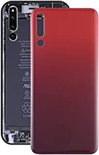 MUJUN Cellphone Accessories Battery Back Cover Repair Part Replacement for Huawei Honor Magic 2 (Color : Red)