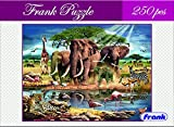 Frank - 34502 In Africa Puzzle For 8 Year Old Kids And Above