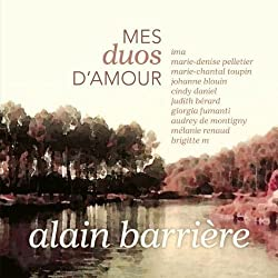 Alain Barriere Les Duos Amour [Import]