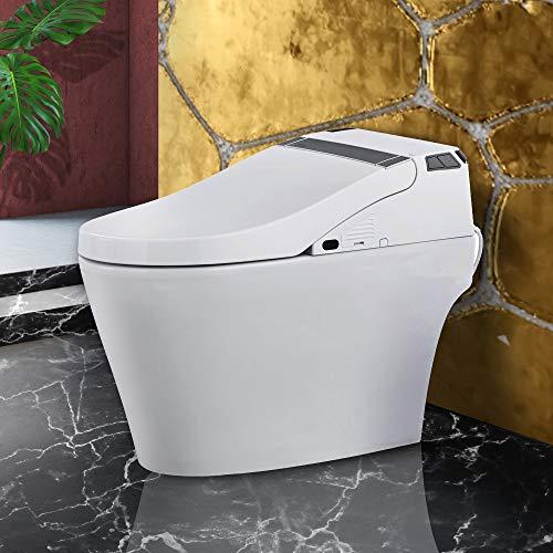 Fine Fixtures Elongated One Piece Smart Toilet & Bidet