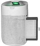 CONCEPT Hausgeräte OV1200 Perfect Air - Deshumidificador con purificador de aire, potencia de deshumidificación 750 ml/día, adecuado para una superficie de hasta 25 m2, 3 filtros, color blanco