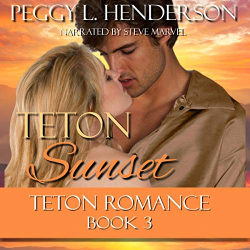 Teton Sunset cover art