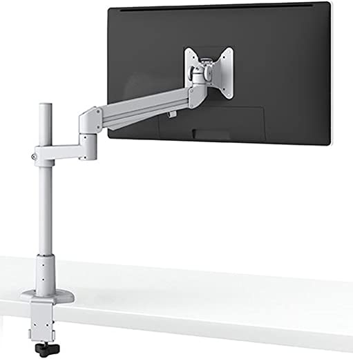 TV & Media Furniture ✅ESI Ergo EVOLVE1-M-SLV Single Monitor Arm