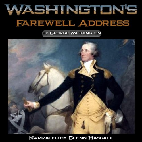 Washington's Farewell Address cover art