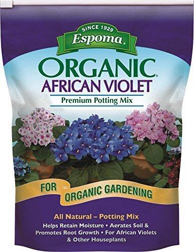 Espoma AV4 Organic sold out African Violet Potting Mix sale 2 1 4-Quart