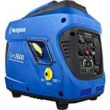 Westinghouse iGen2600 Super Quiet Portable Inverter Generator 2200 Rated 2600 Peak Watts, Gas...