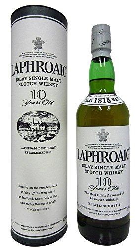 70cl Laphroaig 10 Jahre Alt Einzel Malzwhisky