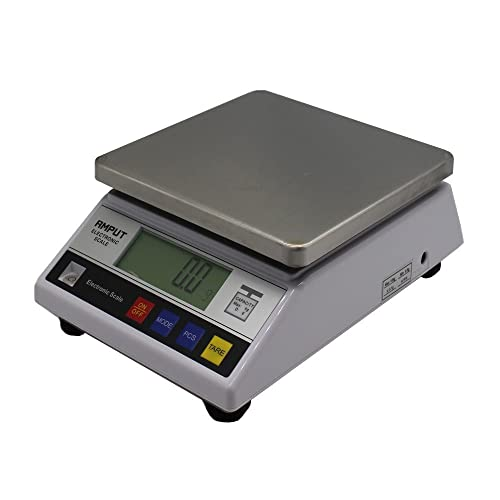 High Precision 10kg x0.1g Digital Accurate Balance with Counting Function Lab Scale
