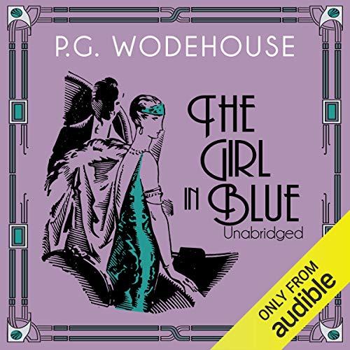 The Girl in Blue Titelbild