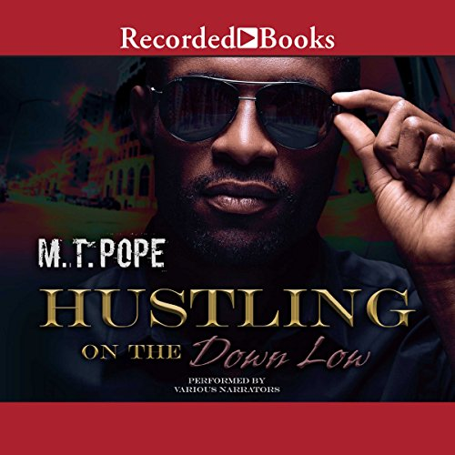 Hustling on the Down Low audiobook cover art