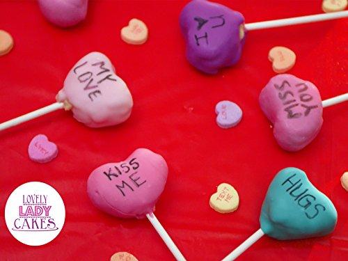 Cake Pop Hearts