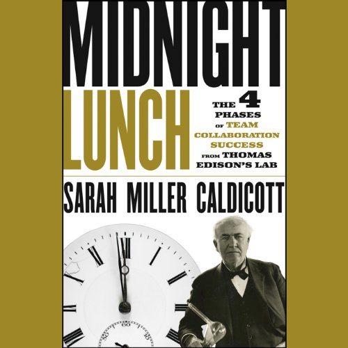 Midnight Lunch audiobook cover art