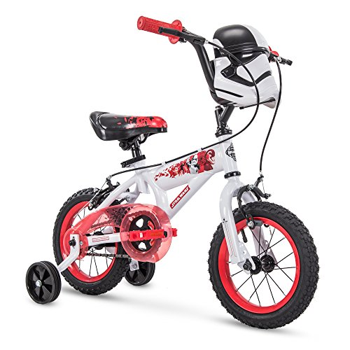 """Huffy 12"""" Star Wars Stormtrooper Boys Bike, White -  The Huffy Bicycle Company, 72198"""