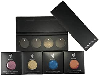 Younique Moodstruck Quad Compact 4 Assorted Shadow Refills-GIFTED, ALIVE, THANKFUL, WITTY