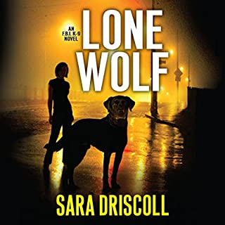 Lone Wolf audiobook cover art
