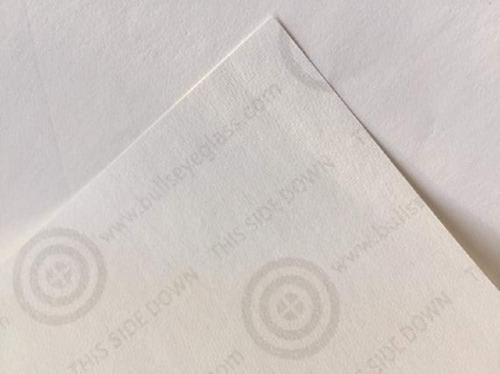Bullseye Thin FIRE KILN Shelf Paper 30 Sheets Fusing Supplies
