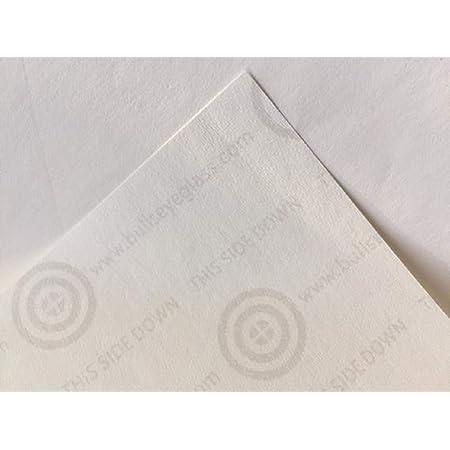 "Crafters Best Thinfire Kiln Shelf Paper 3/"" x 3/"" Sheet Mini Pack"