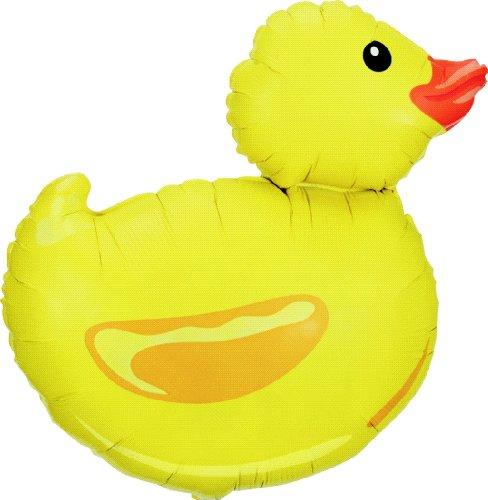 Betallic F15468 - Folienballon 29 Zoll - Quietschente, gelb