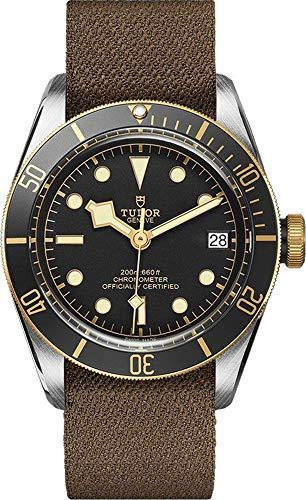 Tudor Heritage Black Bay S&G M79733N-0005 - Reloj automático para Hombre