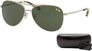 HC7079 Aviator Sunglasses For Women+FREE Complimentary Eyewear Care Kit