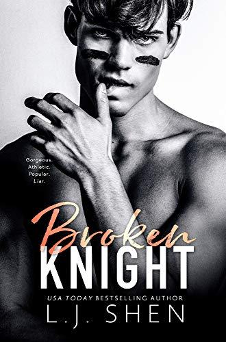 Broken Knight (All Saints High Book 2) (English Edition)
