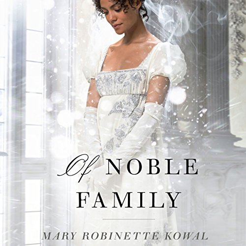 Of Noble Family audiobook cover art