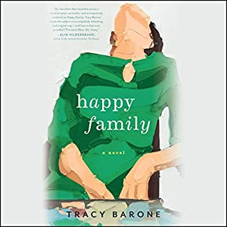 Happy Family audiobook cover art