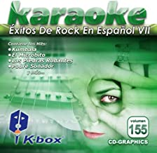 KBO-155 xitos De Rock En Espa¤ol Vii(Karaoke)