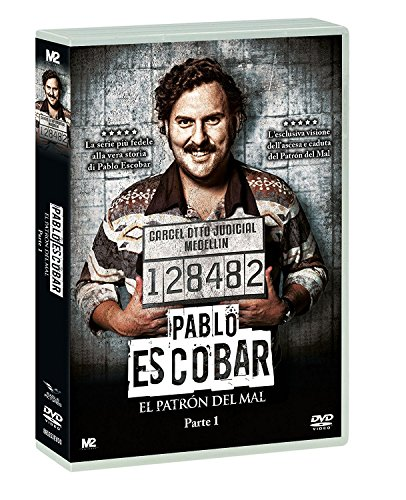 Pablo Escobar El Patron Del Mal St. 1 (Box 5 Dv)