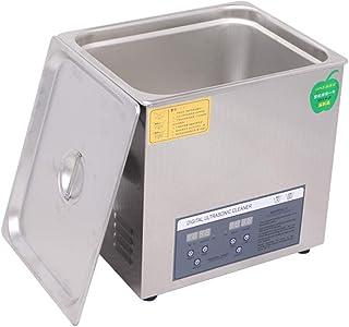 CGOLDENWALL Nettoyeur à ultrasons numérique PS-50A 14 L pour carte mémoire