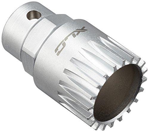 XLC Unisex– Erwachsene Innenlagerwerkzeug TO-S05, Silber, One Size