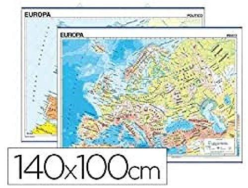 Edigol 6102.8 - Mapa mural