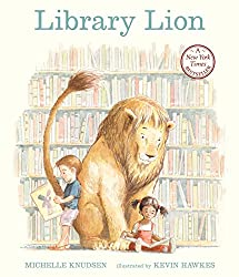 Library Lion #tearjerker #picturebook #library #rules