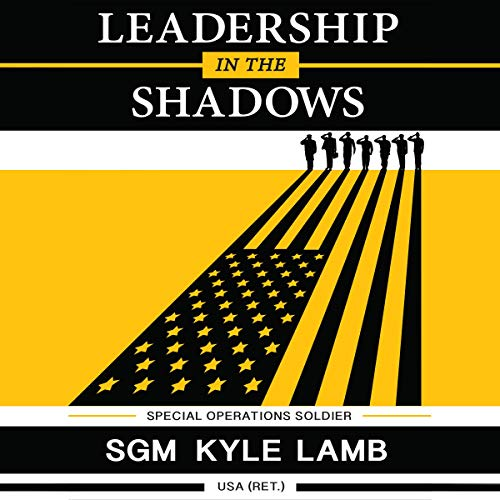 Leadership in the Shadows audiobook cover art