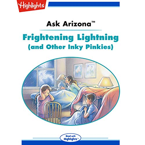 Ask Arizona: Frightening Lightning (and Other Inky Pinkies) copertina